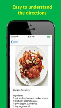 ASIOFit Cookbook - healthy recipes for every day screenshot 1