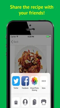 ASIOFit Cookbook - healthy recipes for every day screenshot 2