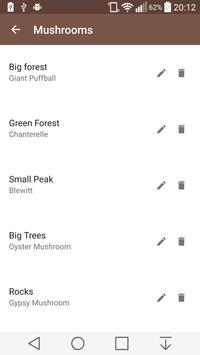 Mushrooms screenshot 1