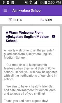 Ajinkyatara English Medium School screenshot 1