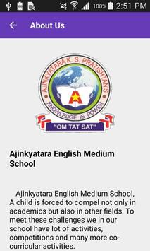 Ajinkyatara English Medium School screenshot 3
