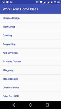 Work From Home Ideas For Android Apk Download