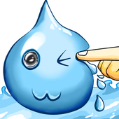 Touch Water Drops icon