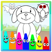 Magic Coloring Book icon