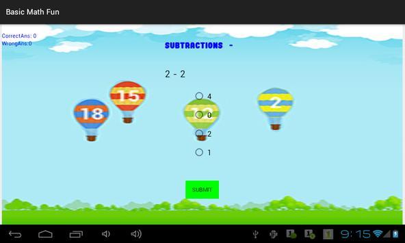 Math Fight screenshot 3