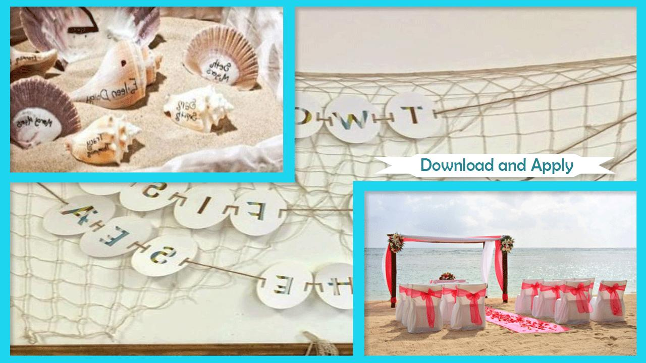 Awesome Diy Beach Wedding Ideas For Android Apk Download