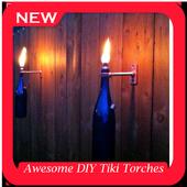 Awesome DIY Tiki Torches icon