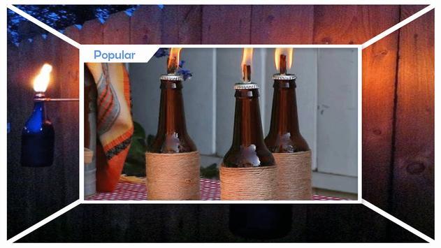 Awesome DIY Tiki Torches screenshot 1