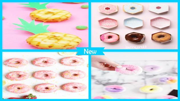 Best DIY Pink Pineapple Donuts screenshot 3