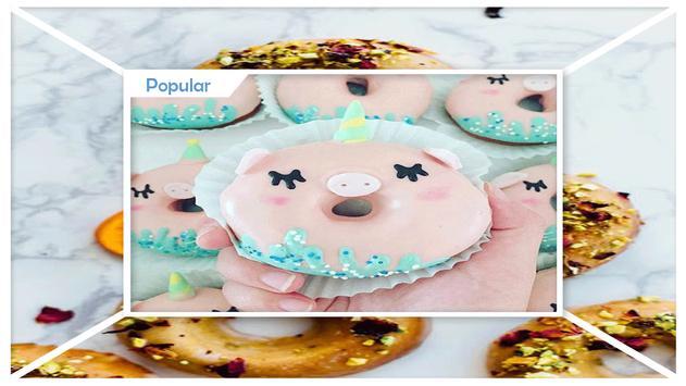 Best DIY Pink Pineapple Donuts screenshot 1