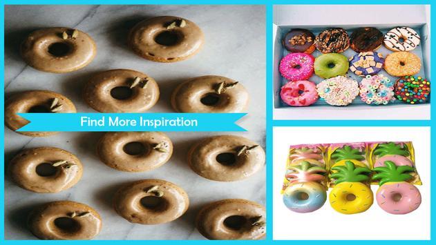 Best DIY Pink Pineapple Donuts screenshot 4