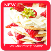 Best Strawberry Beauty Recipes icon