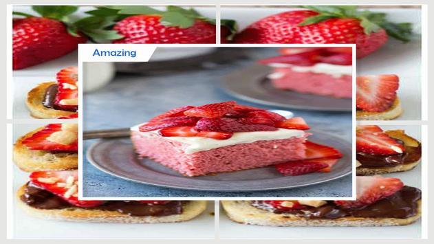 Best Strawberry Beauty Recipes apk screenshot