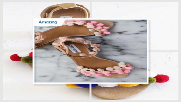 Easy DIY Raffia Pom Pom Sandals screenshot 2