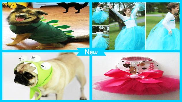 No Sew Dog Tutu Tutorial screenshot 3