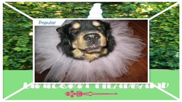 No Sew Dog Tutu Tutorial screenshot 1
