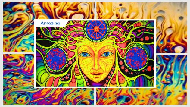 Psychedelic Wallpapers screenshot 2