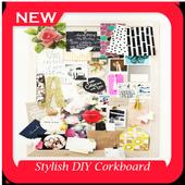 Stylish DIY Corkboard icon