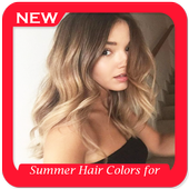 Summer Hair Colors for women icon