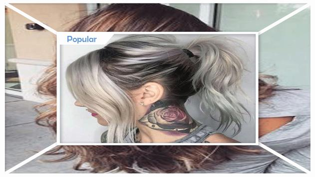 Summer Hair Colors for women apk screenshot