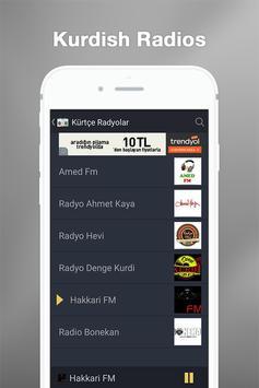 Kurdish Radios poster