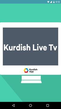 Kurdish Live Tv poster