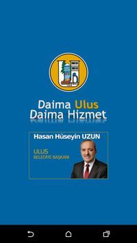 Ulus Belediyesi poster