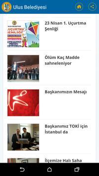 Ulus Belediyesi screenshot 2