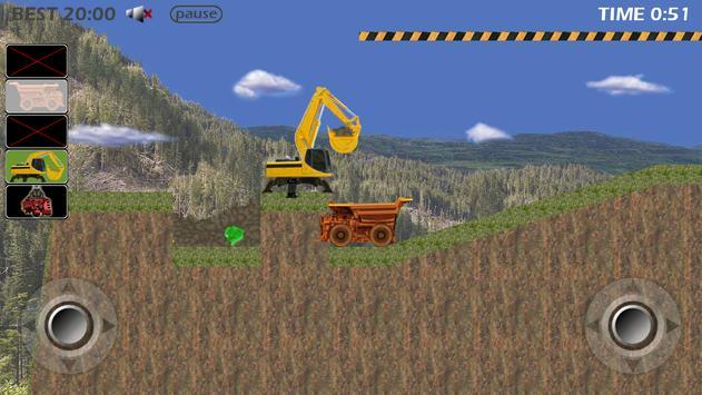 Traktor Digger 2 apk screenshot