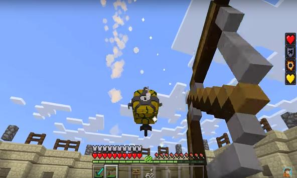 Ancient Creatures addon for MCPE apk screenshot