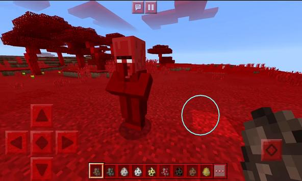 Danger Inbound addon for MCPE poster