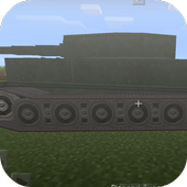 War tank addon for MCPE icon