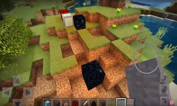Unobtainable Items addon for MCPE apk screenshot