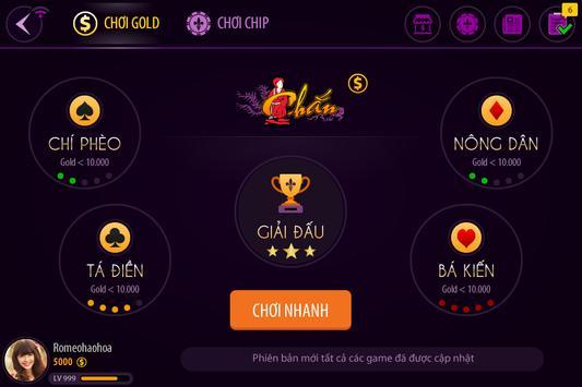 Game Đấu Trí apk screenshot