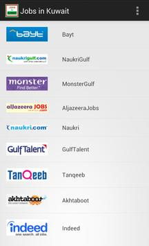 Jobs in Kuwait City apk screenshot