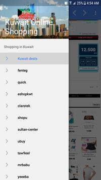 Kuwait Online Shopping poster