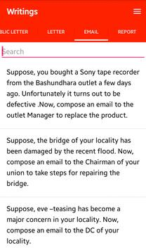 Writing -Easy,Paragraph,Story apk screenshot