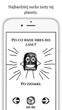 Suchary - Suche Żarty, Dowcipy apk screenshot