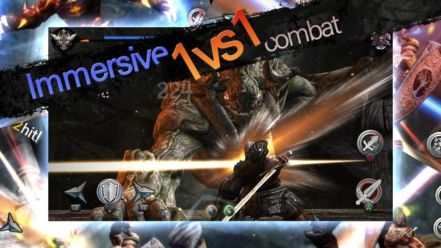 Codex The Warrior (Shield Ver) apk screenshot