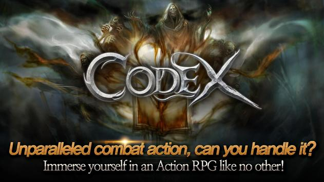 Codex: The Warrior poster