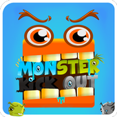 Monster KickOut icon