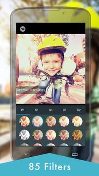 KVAD Camera +: best selfie app, cute selfie, Grids screenshot 1