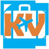 Kviaje: Billetes de avión icon