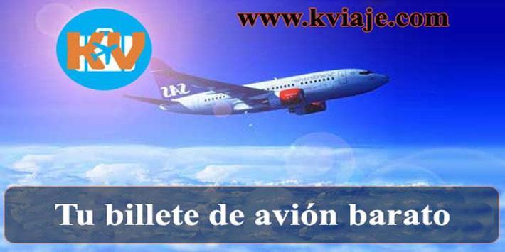 Kviaje: Billetes de avión apk screenshot