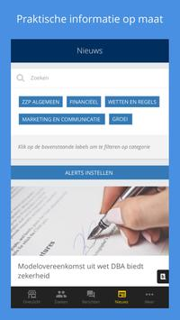 KvK Connect voor zzp'ers apk screenshot
