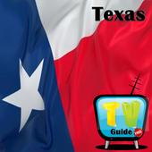 TV Texas Guide Free icon