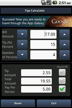 Tip Calculator screenshot 2