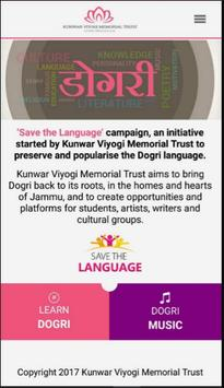 Discover Dogri screenshot 1