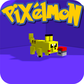 Pixelmon mine world: Story mod icon