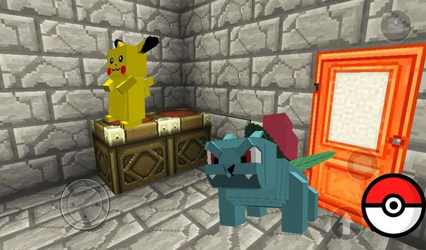 Pixelmon craft for multiplayer poster
